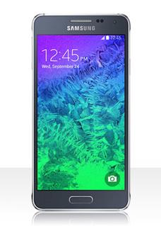 Samsung Galaxy Alpha - Main